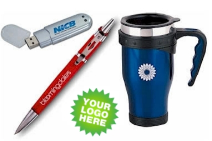 Logo Imprinted Promotional Products and Giveaways