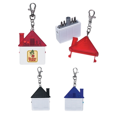 3 In 1 Multi-Driver With Key Ring