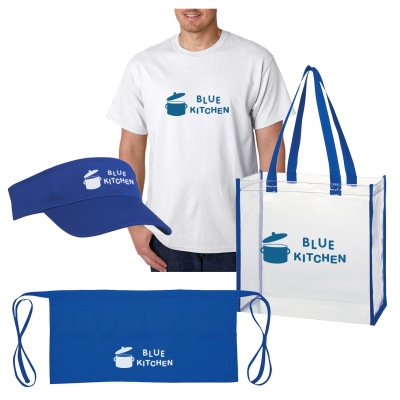 T-Shirt & Visor Uniform Kit