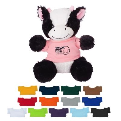 """8 ½"""" Cuddly Cow"""