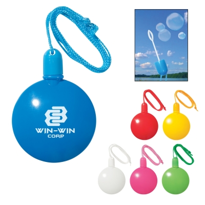 - 1.33 Oz. Round Bubble Dispenser
