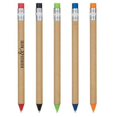 Jumbo Pencil-Look Pen